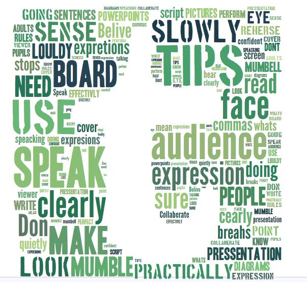 DL Presentation Tips